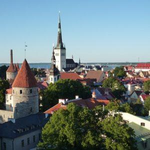Таллин. Фото: pixabay.com.